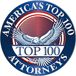 Top 100 Attorneys logo
