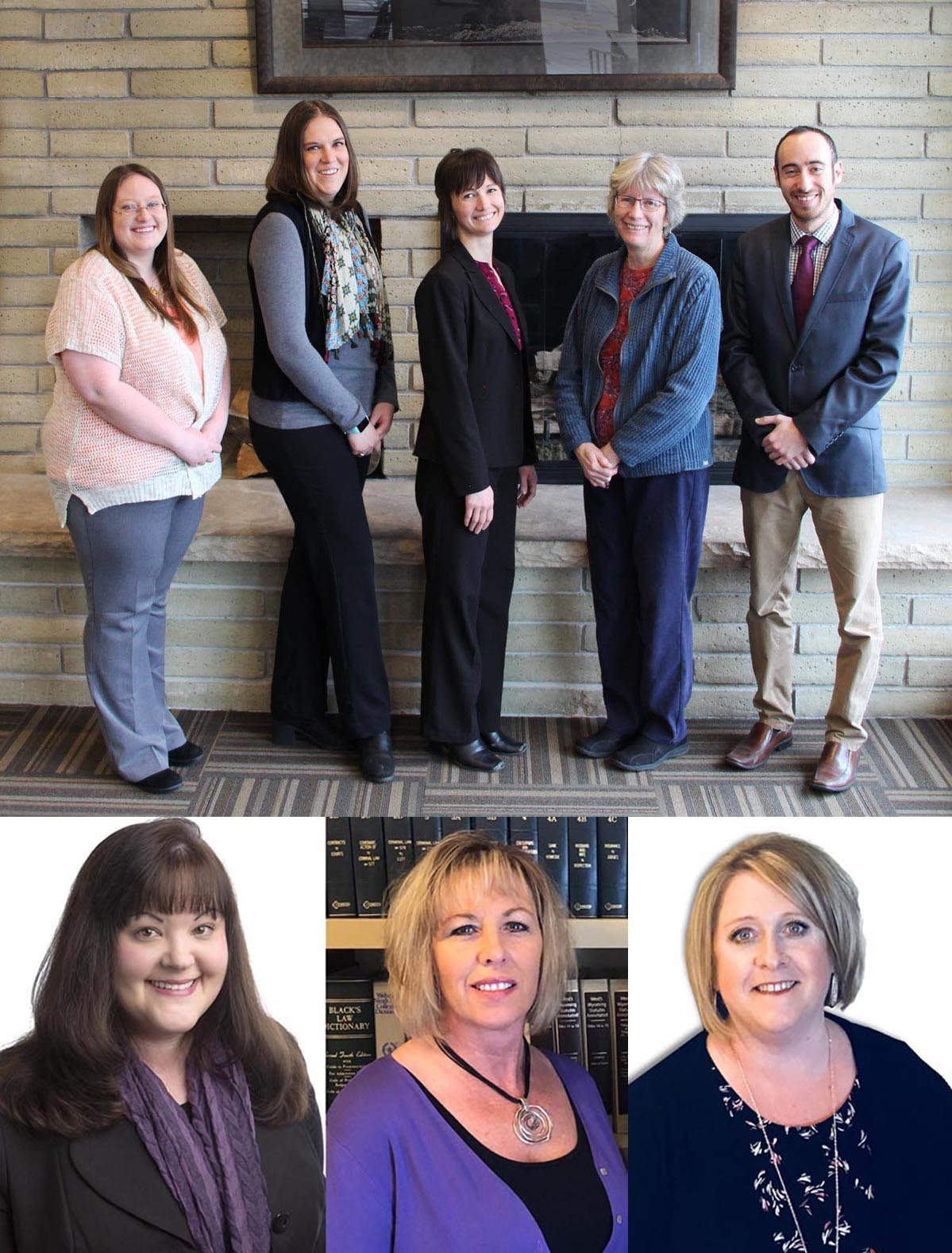 Staff Feature - All Offices - Pence and MacMillan