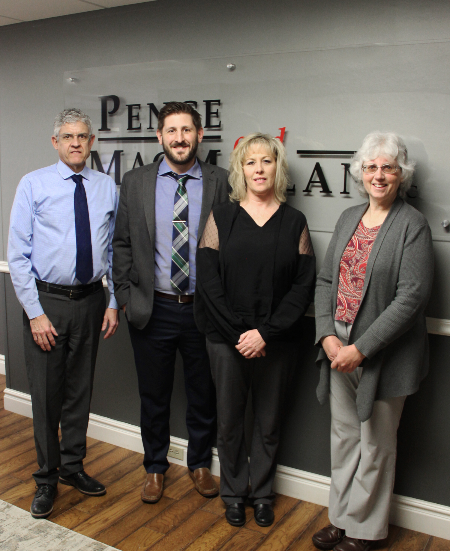 Cheyenne Team - Pence and MacMillan LLC