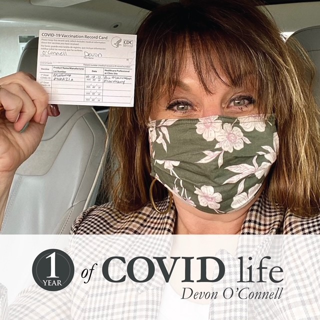 1 Year of Covid Life: Devon O'Connell