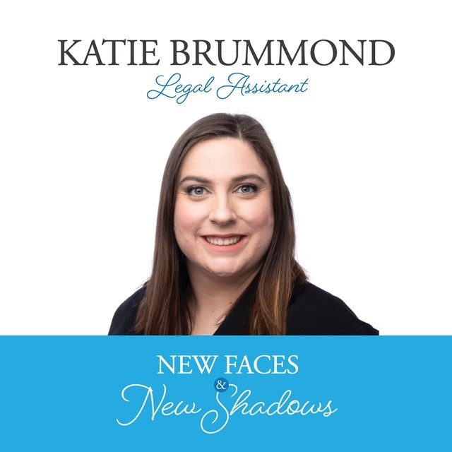 New Faces & New Shadows: Katie Brummond