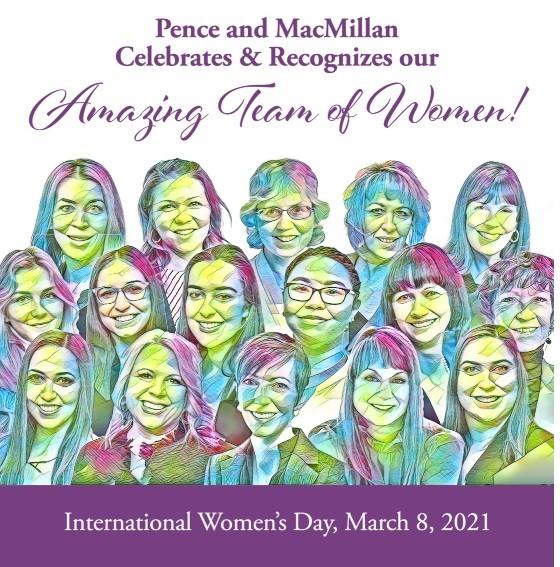 International Women's Day: March 8, 2021
