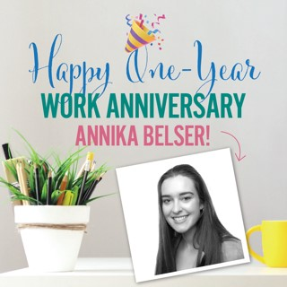 Annika 1 Year